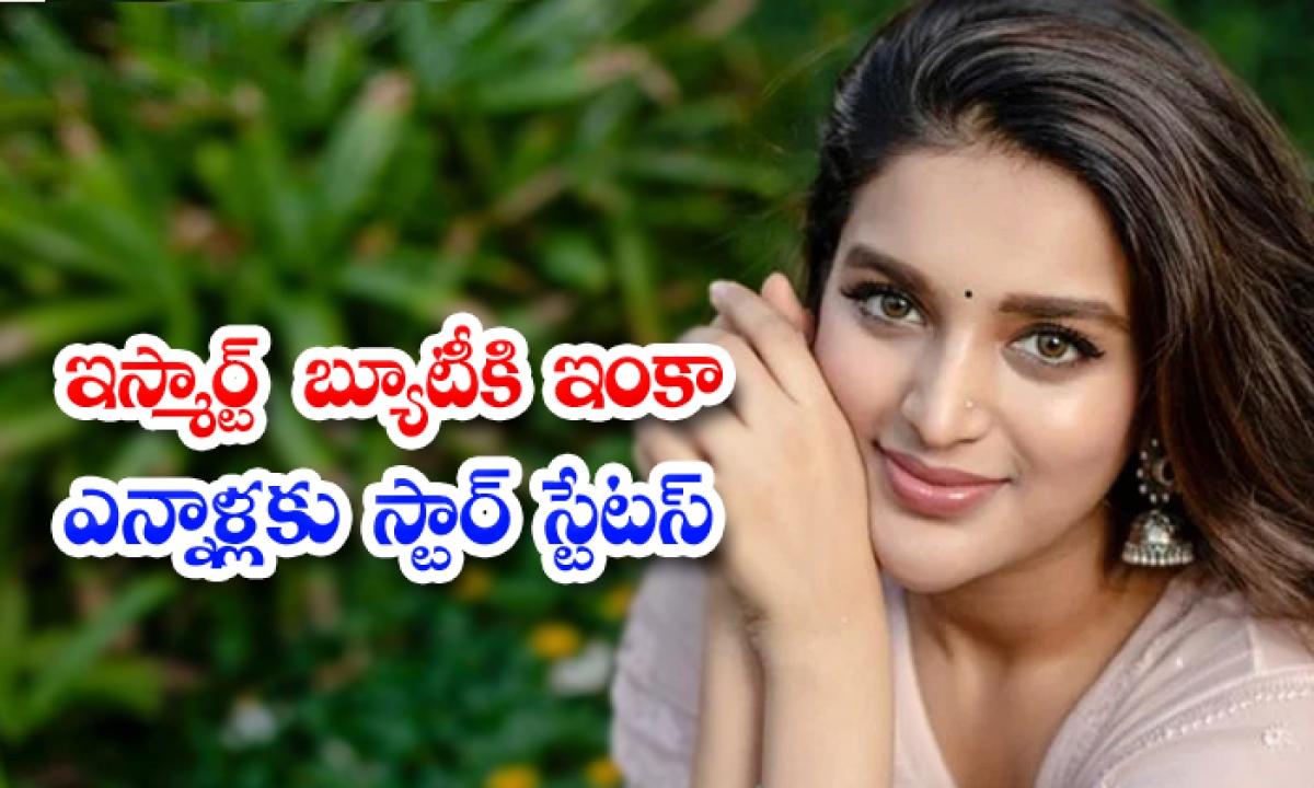 Ismart Buty Nidhi Agarwal Not Getting Chance For Star Heroine-TeluguStop.com