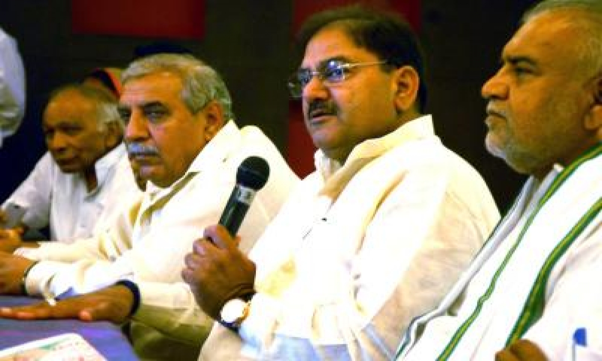 Haryana Mla Abhay Chautala Resigns Over Farm Agitation Fall Out-TeluguStop.com