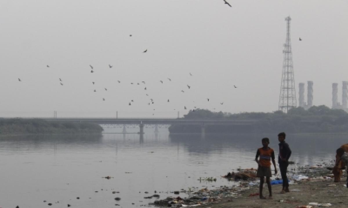 Haryana To Sc: Delhi Causes 79% Of Pollution In Yamuna Waters-TeluguStop.com