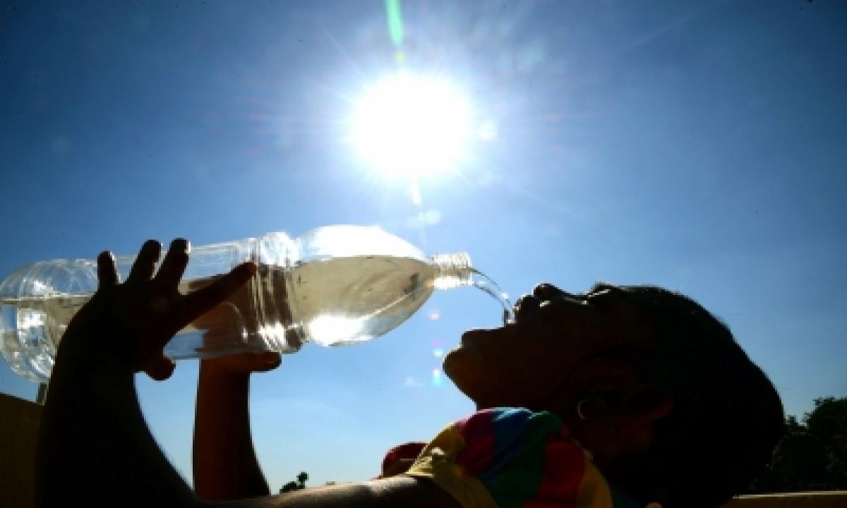 Heat Wave Likely Over Northwest Rajasthan-TeluguStop.com