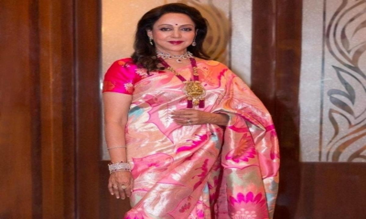 Hema Malini Provides Oxygen Enhancer Devices To Mathura Hospitals-TeluguStop.com