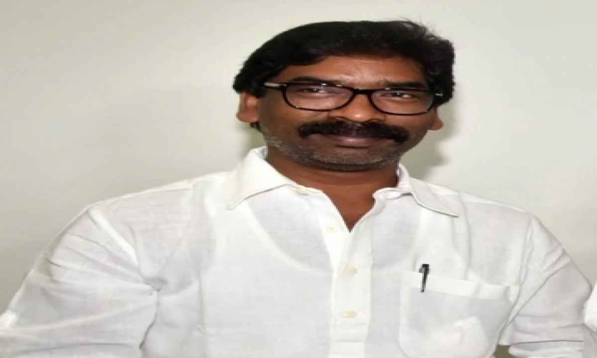 Hemant Soren's Tweet Targeting Pm Modi Draws Flak (ld)-TeluguStop.com
