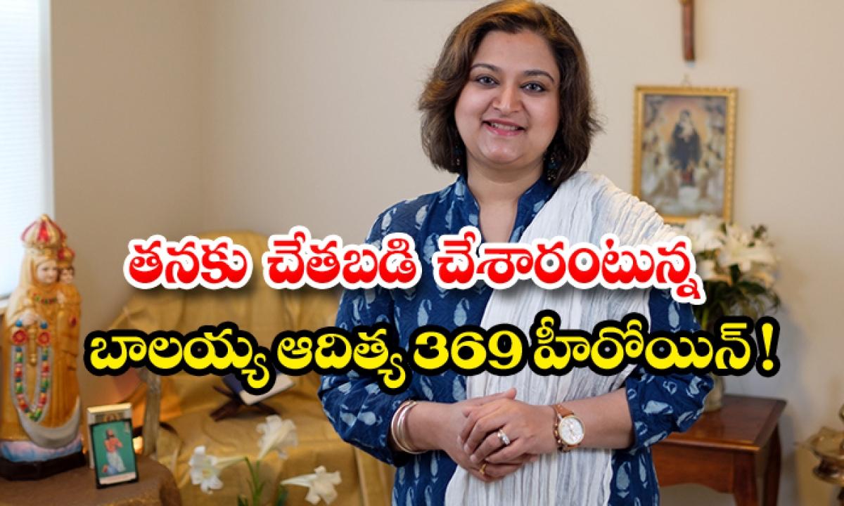 Heroine Mohini About Her Life Incidents-తనకు చేతబడి చేశారంటున్న బాలయ్య ఆదిత్య 369' హీరోయిన్-Latest News - Telugu-Telugu Tollywood Photo Image-TeluguStop.com