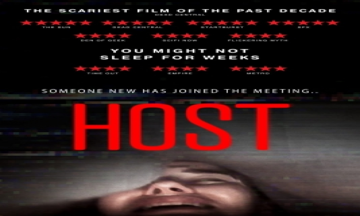 Horror Film 'host' To Digitally Release On May 7-TeluguStop.com