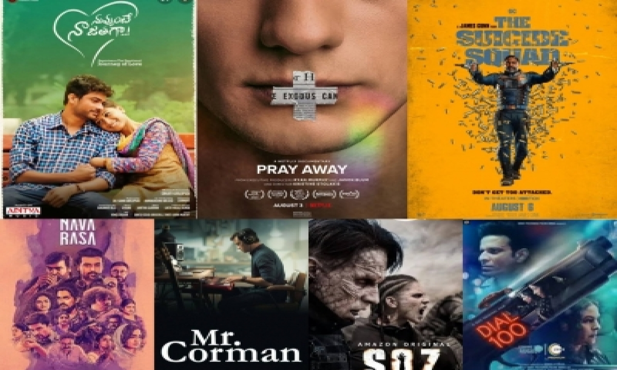 Hot On Ott: Coming Up This Week (august 1 – August 7)-TeluguStop.com