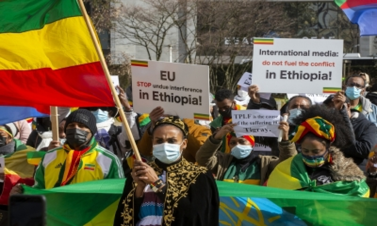 Humanitarian Situation In Ethiopia's Tigray Extremely Dire-TeluguStop.com
