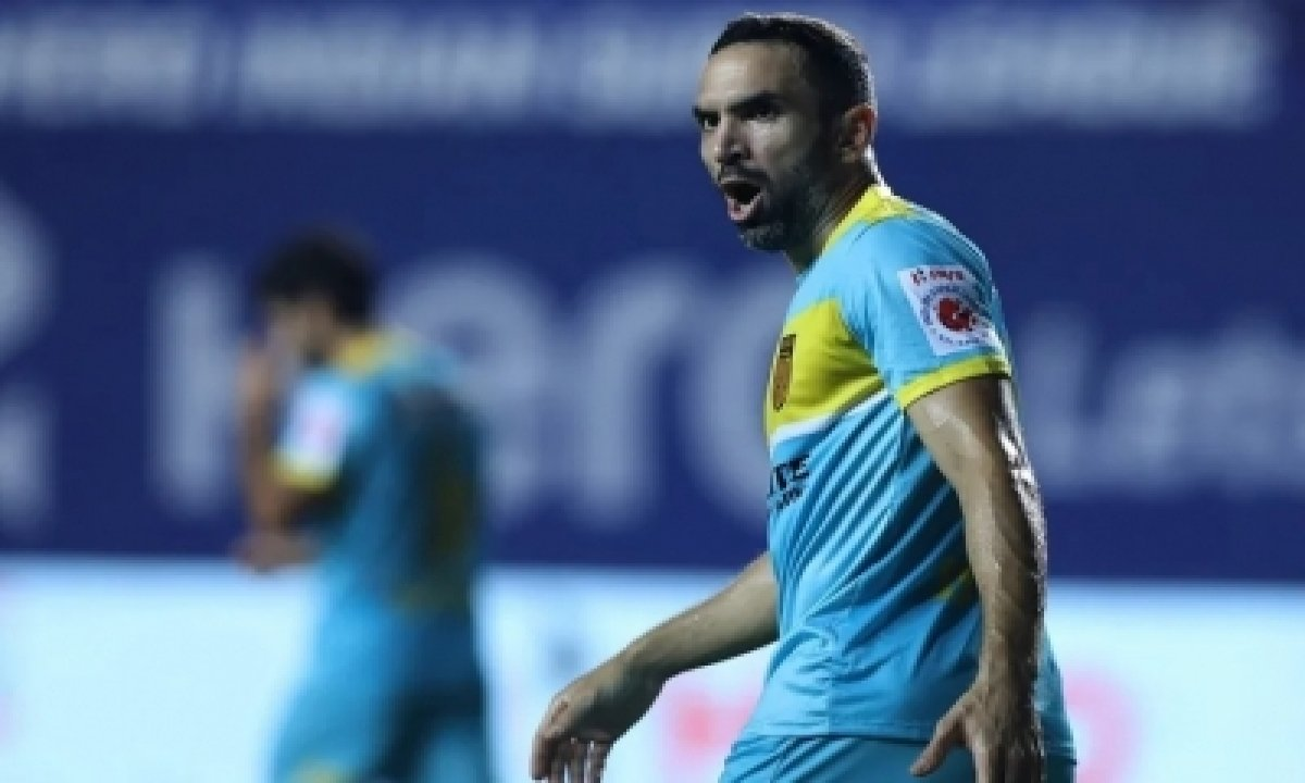 Hyderabad Fc Are Here To Fight And Come Out On Top: Joao Victor-TeluguStop.com