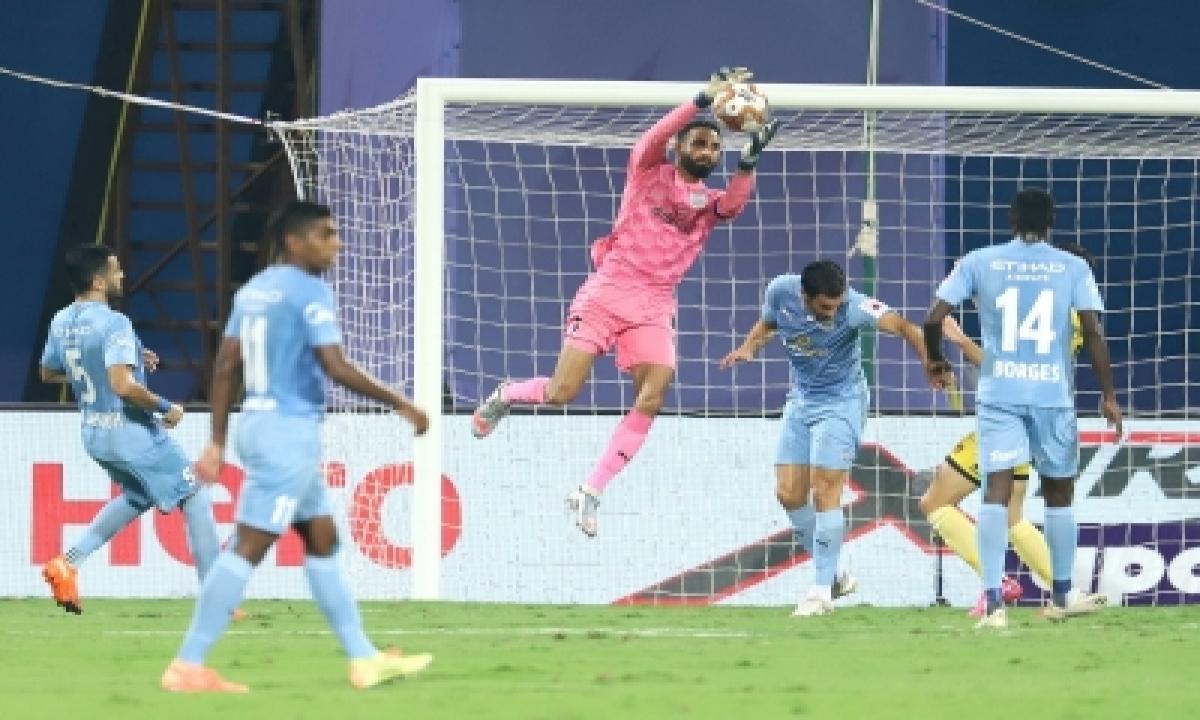 TeluguStop.com - Hyderabad Hold Mumbai City To Goalless Draw