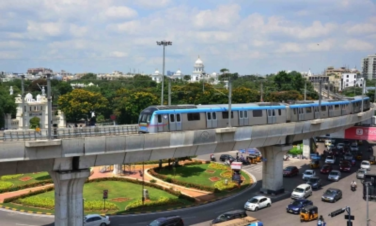 Hyderabad Metro To Run From 7 A.m. To 10 P.m.-General-English-Telugu Tollywood Photo Image-TeluguStop.com
