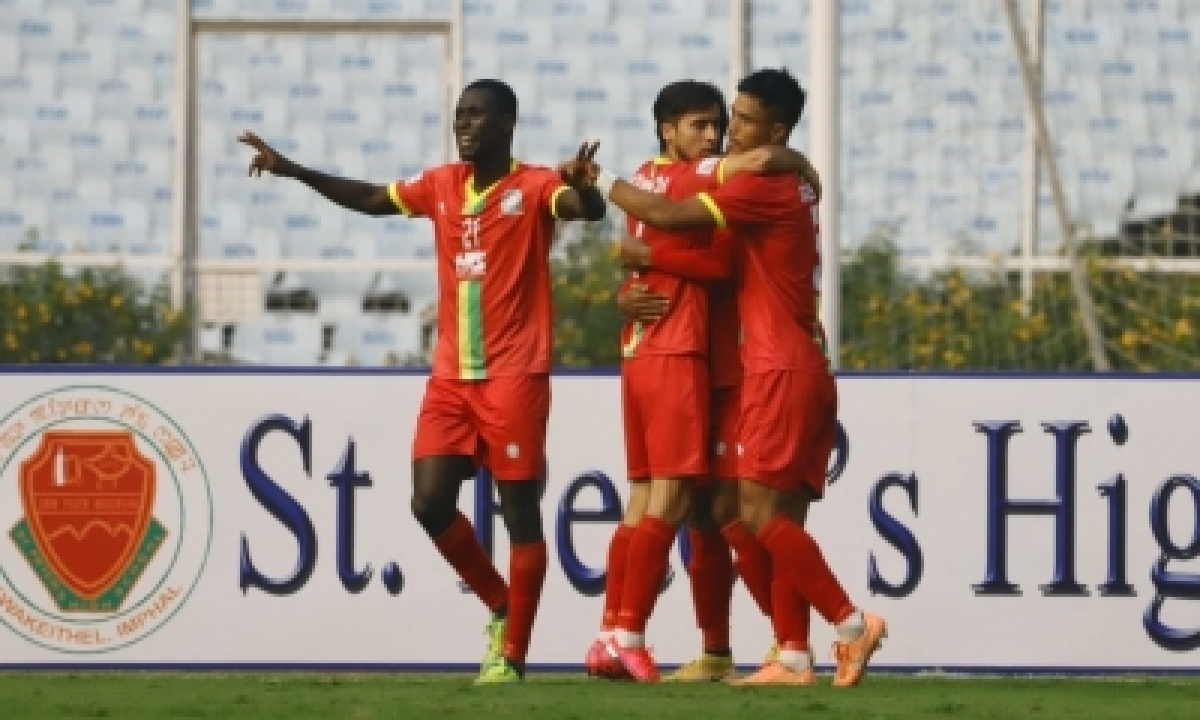 TeluguStop.com - I-league: Trau Record 1st Win Of The Season, Beat Chennai 2-0