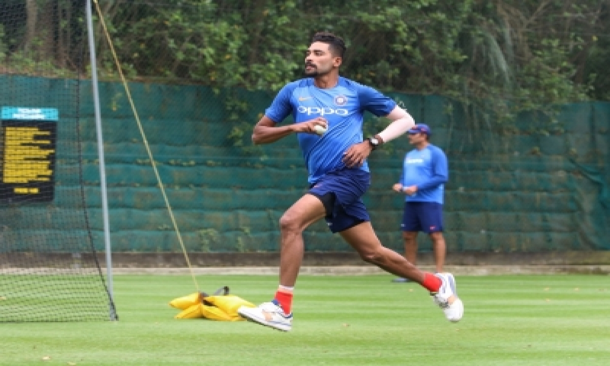 TeluguStop.com - I Want To Carry Forward Confidence Gained In Australia: Speedster Siraj