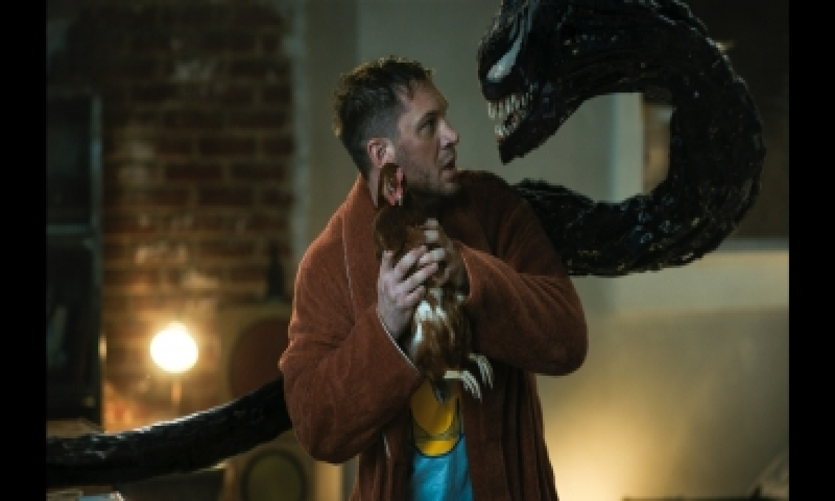 Ians Review: 'venom: Let There Be Carnage' Appears Rushed From Start To Finish (ians Rating: **1/2) – Cinema/showbiz,hollywood-TeluguStop.com