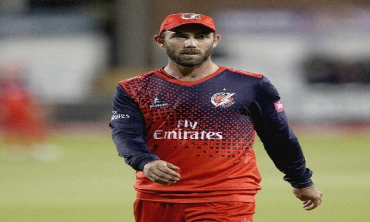 I'd Love To Help Jamieson With My India Experience: Maxwell-TeluguStop.com