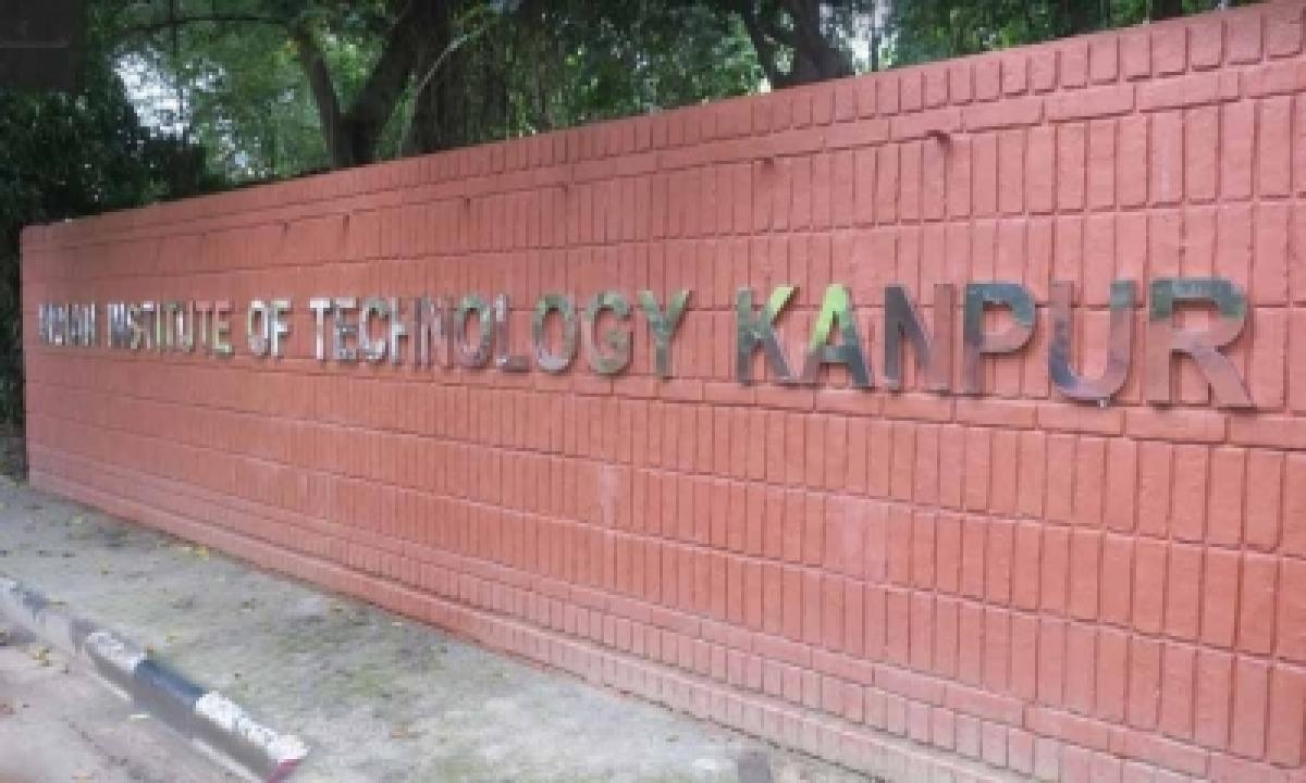 Iit-k Alumnus Signs Mou To Set Up Medical Wing-TeluguStop.com