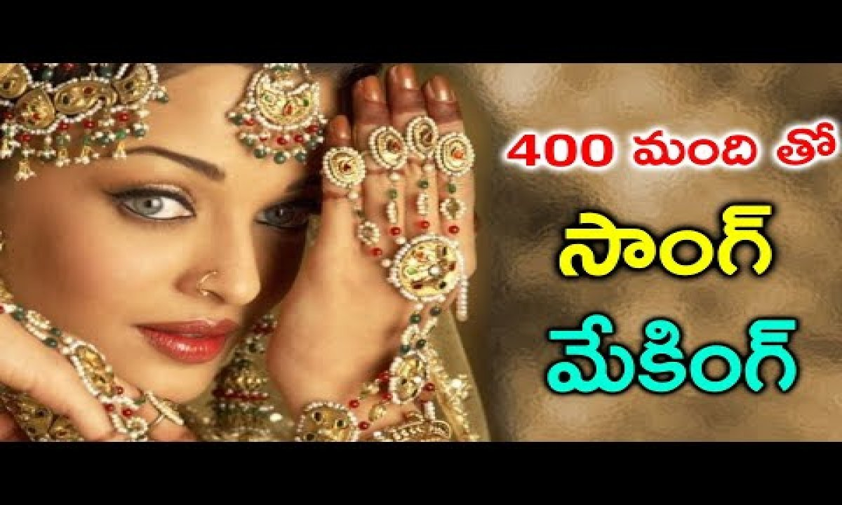 Aishwarya Shoots With 400 Junior Artists For A Song  ఏకంగా 400 మందితో ఐశ్వర్య సాంగ్..మాములుగా లేదుగా-Aishwarya Shoots With 400 Junior Artists For A Song ఏకంగా 400 మందితో ఐశ్వర్య సాంగ్..మాములుగా లేదుగా-Telugu Trending Viral Videos-Telugu Tollywood Photo Image-TeluguStop.com