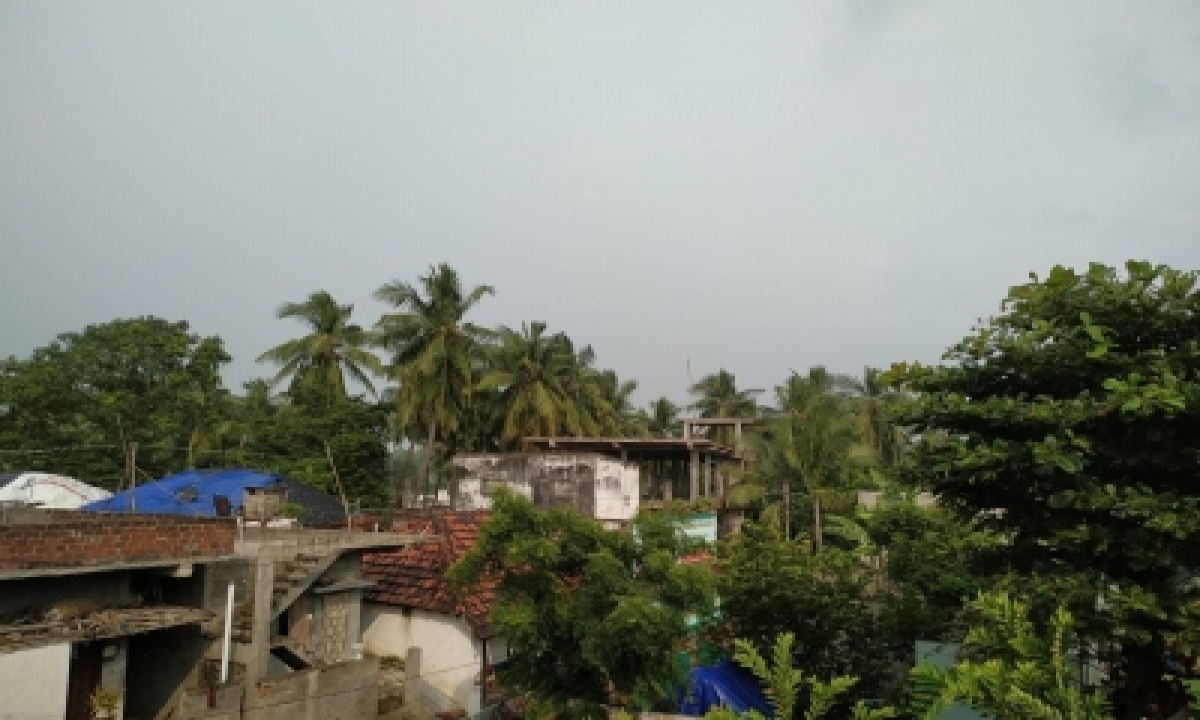 Imd Predicts Rain, Isolated Thunderstorms Over Five Days In Telangana-TeluguStop.com