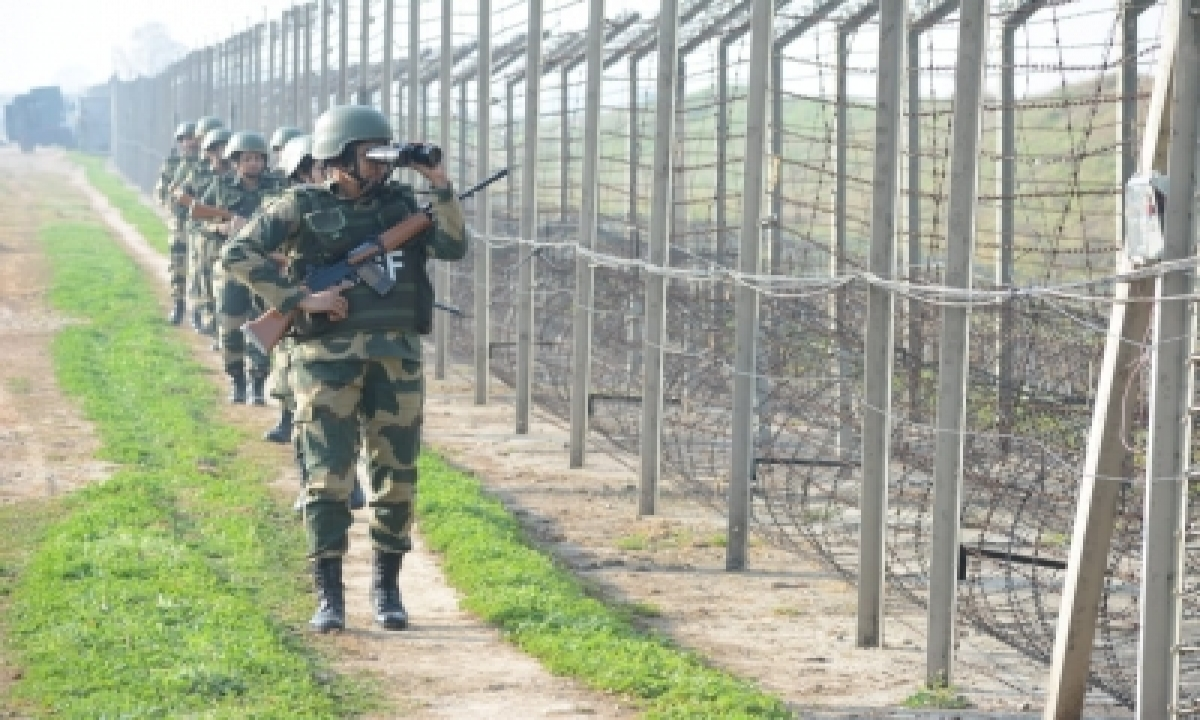 In 7 Years, Modi Govt Bogged By 11,424 Loc Ceasefire Violations: Rti (ians Exclusive)-TeluguStop.com