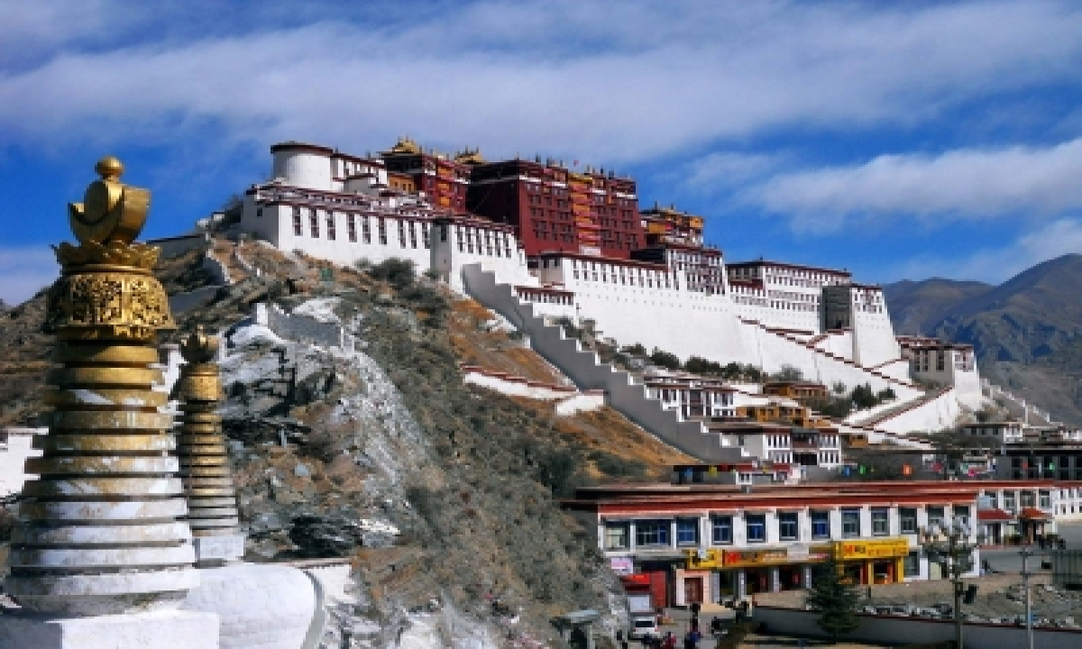 In A First, Us Does Not Describe Tibet As 'inalienable Part Of China'-TeluguStop.com