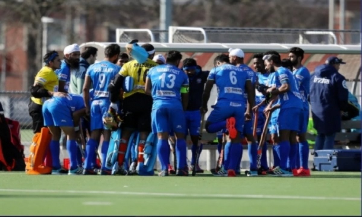 India Defeat Olympic Champs Argentina In Practice Match-TeluguStop.com