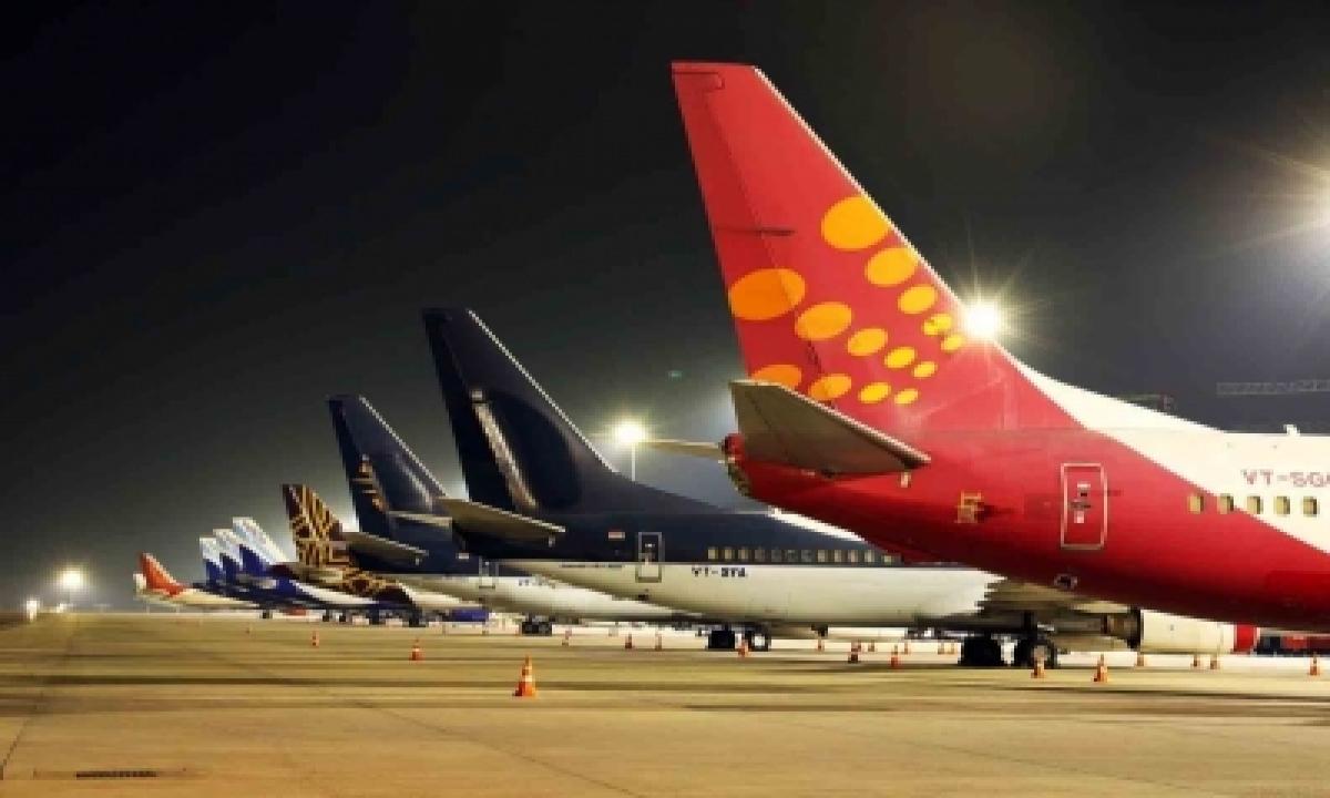 India Hikes Domestic Flight Capacity To 85%-TeluguStop.com