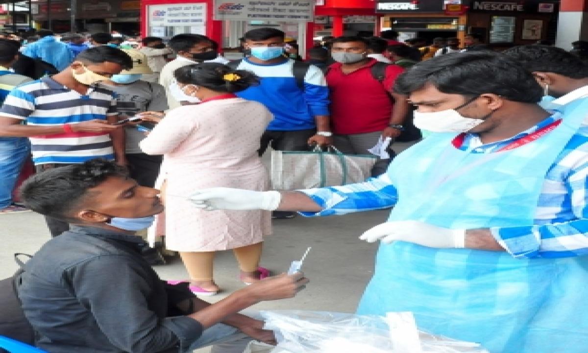 India Logs 18,987 New Covid Cases, 246 Deaths – Delhi   India News   National,health/medicine,vaccine Hunt-TeluguStop.com