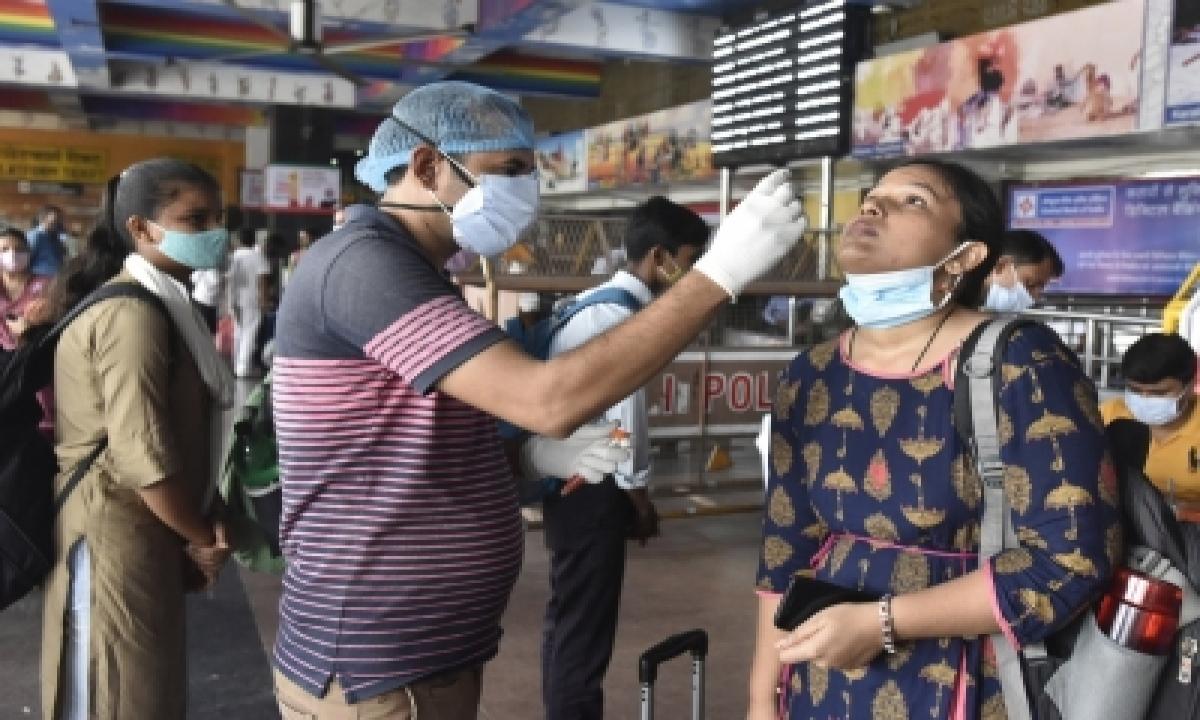 India Reports 25,404 New Covid Cases-TeluguStop.com