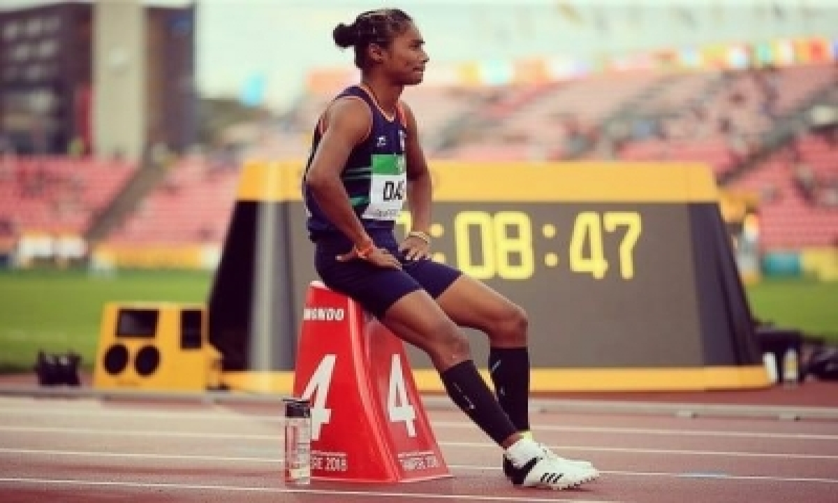 India Sprinter Hima Das Tests Covid-19 Positive – Delhi   India News   Sports,athletics-TeluguStop.com