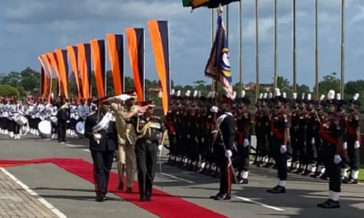 India, Sri Lanka Cooperate On Defence As Colombo Begins To Distances Itself From China – Delhi   India News   National,diplomacy,indianarrative,south Asia,politics-TeluguStop.com