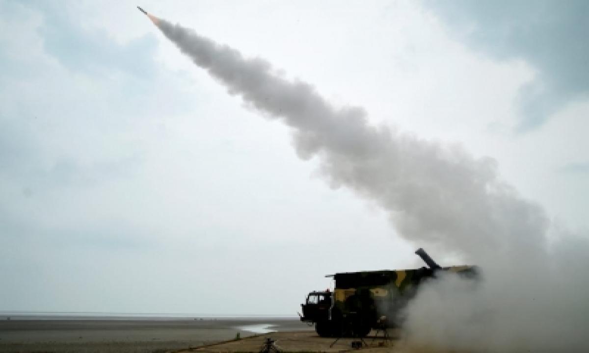 India Successfully Flight-tests New Generation Akash Missile-General-English-Telugu Tollywood Photo Image-TeluguStop.com