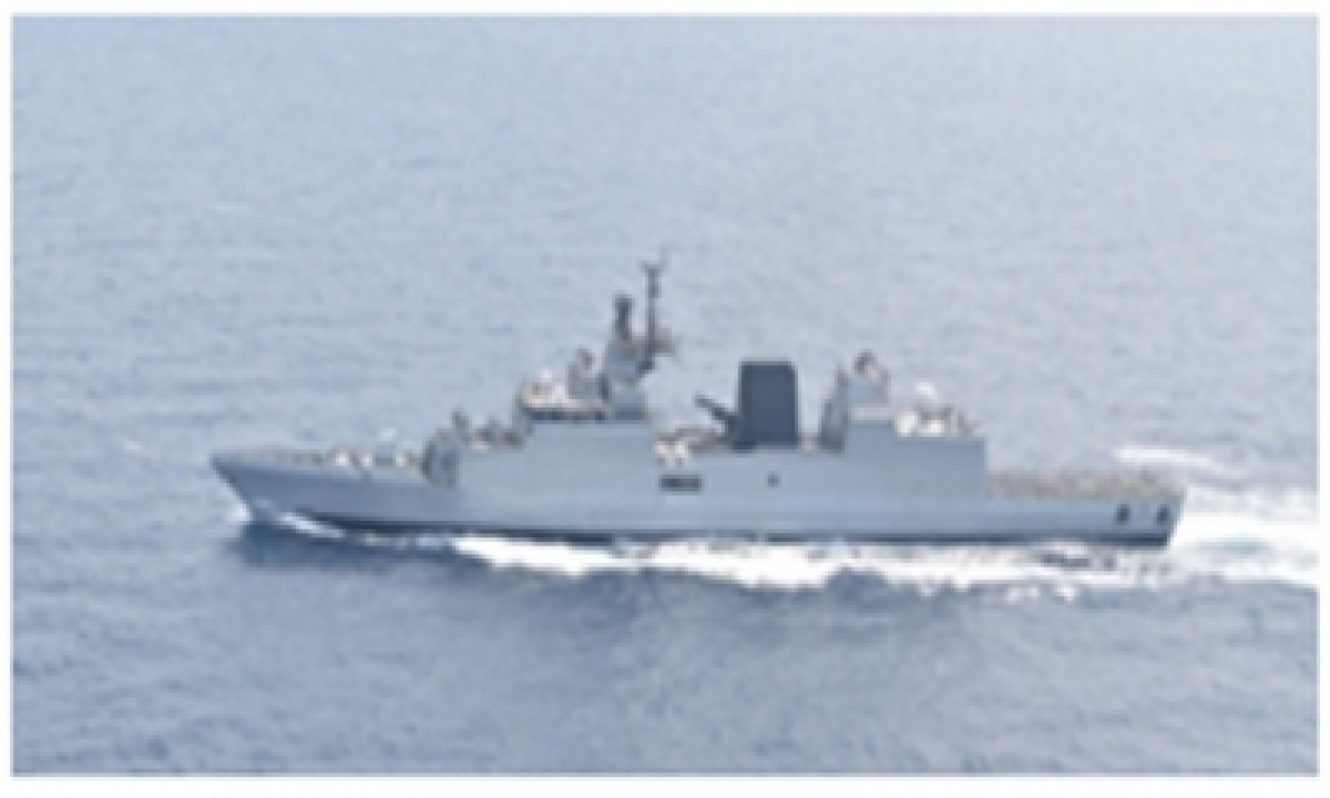Indian Naval Ships, Aircraft On Standby For Cyclonic Storm 'gulab'-TeluguStop.com