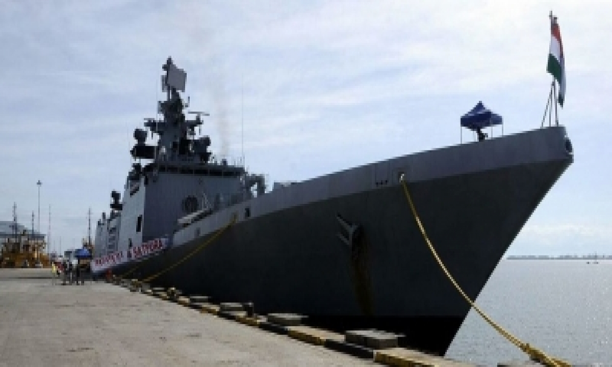Indian Navy To Participate In Maritime Exercise La Perouse-TeluguStop.com