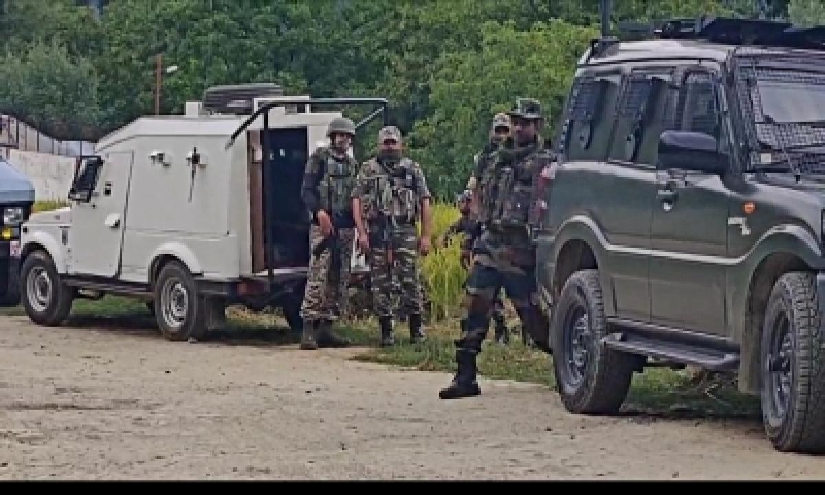 TeluguStop.com - Indian Soldier Killed In Pak Firing In J&k's Poonch