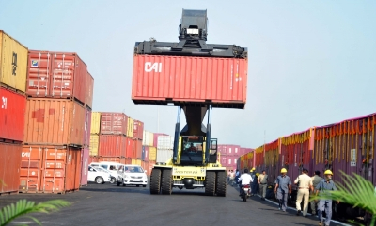 India's August Exports, Imports Rise Yoy (lead)-TeluguStop.com