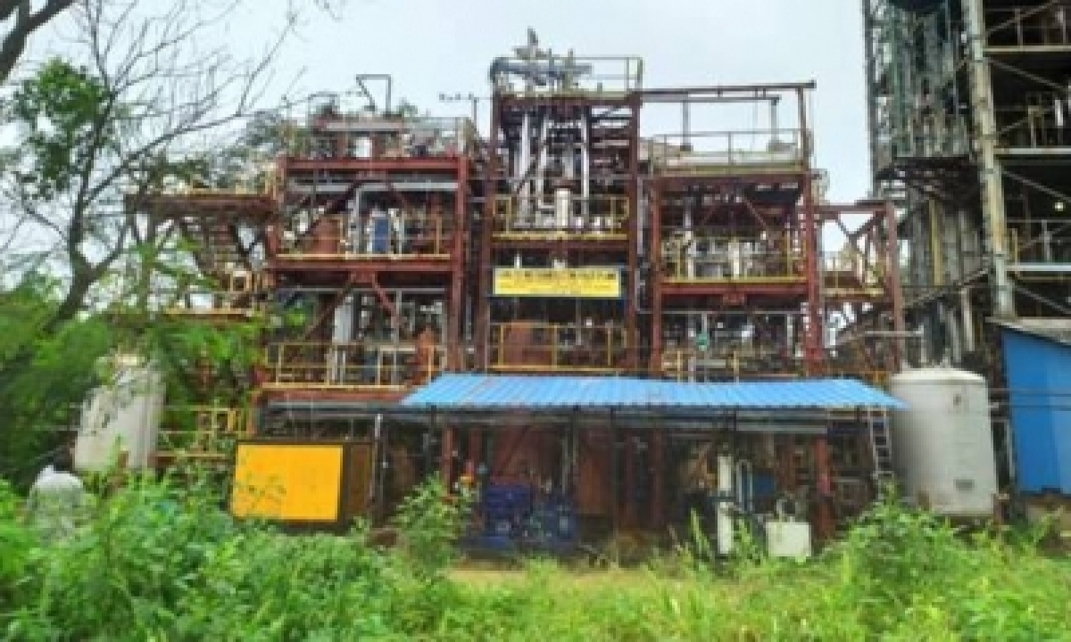 India's First Pilot Plant Converts High Ash Coal To Methanol-TeluguStop.com