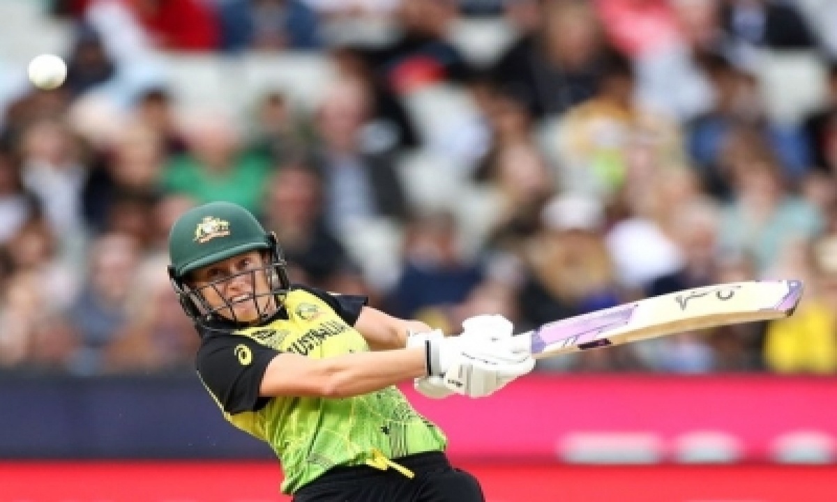 India's Unpredictability Makes It Dangerous: Aussie Batter Alyssa Healy-TeluguStop.com