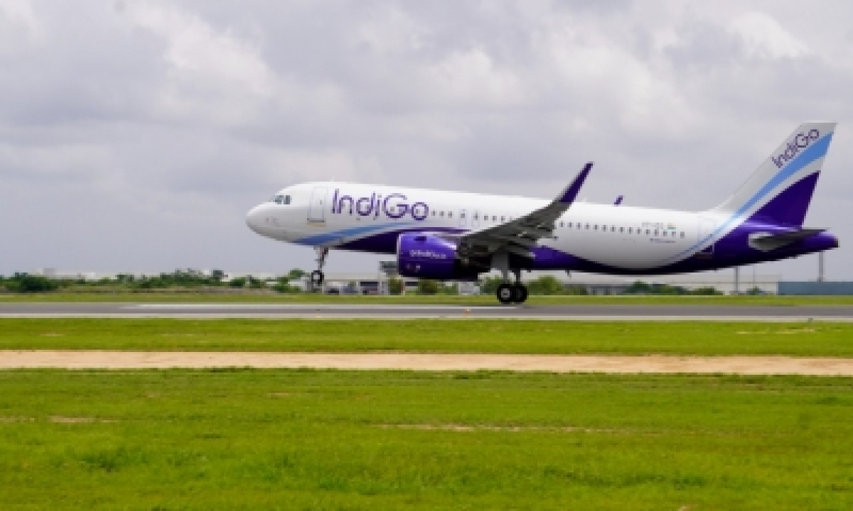 Indigo To Commence Jabalpur Flight Service From August-TeluguStop.com