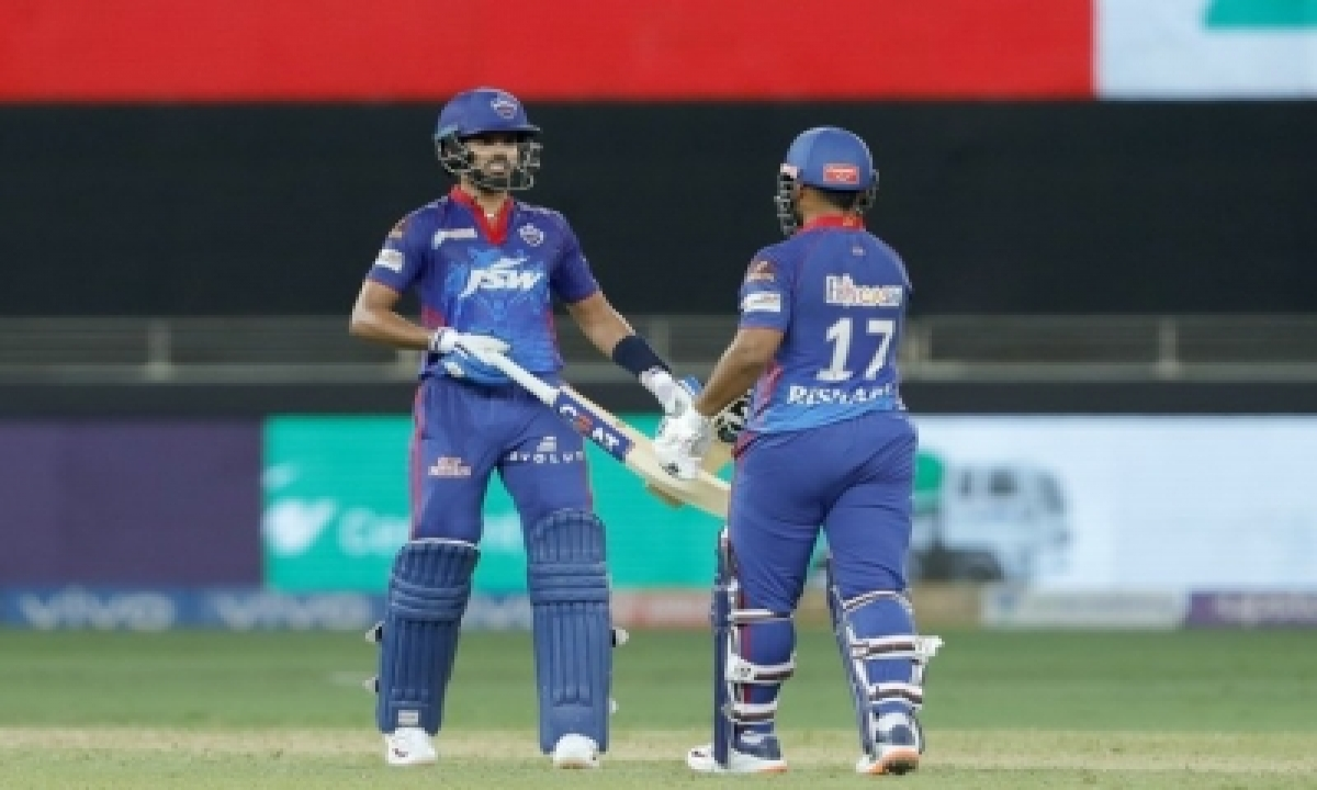 Ipl 2021: Dhawan, Iyer Lead Delhi To Easy Win Over Hyderabad-TeluguStop.com