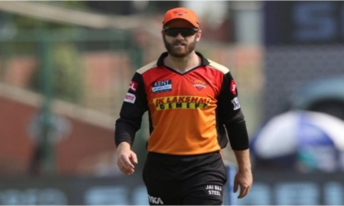 Ipl 2021: Hyderabad Elect To Bat First Against Delhi-TeluguStop.com