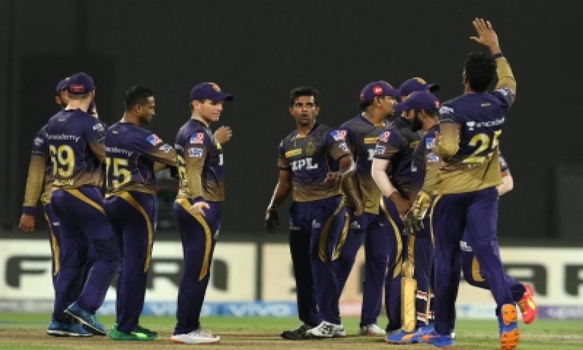 Ipl 2021: Knight Riders Restrict Delhi Capitals To 135/5 In Qualifier 2 – Delhi   India Cricket   Bcci   Icc   Ipl Ipl 2021 News   Sports,cricket-TeluguStop.com