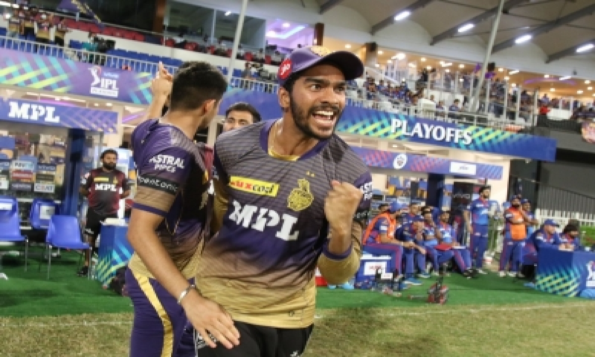 Ipl 2021 Qualifier 2: Kkr Survive Late Scare To Beat Dc By 3 Wickets, To Face Csk In Final – Delhi   India Chennai   Tamil   Kollywoodcricket   Bcci   Icc   Ipl Ipl 2021 News   Sports,cricket-TeluguStop.com