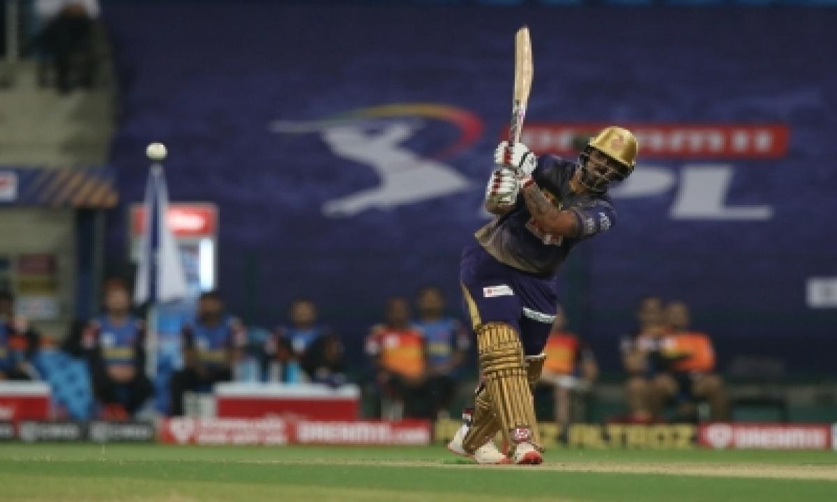 Ipl 2021: Rana, Karthik Guide Kkr To 171/6 Against Csk-TeluguStop.com