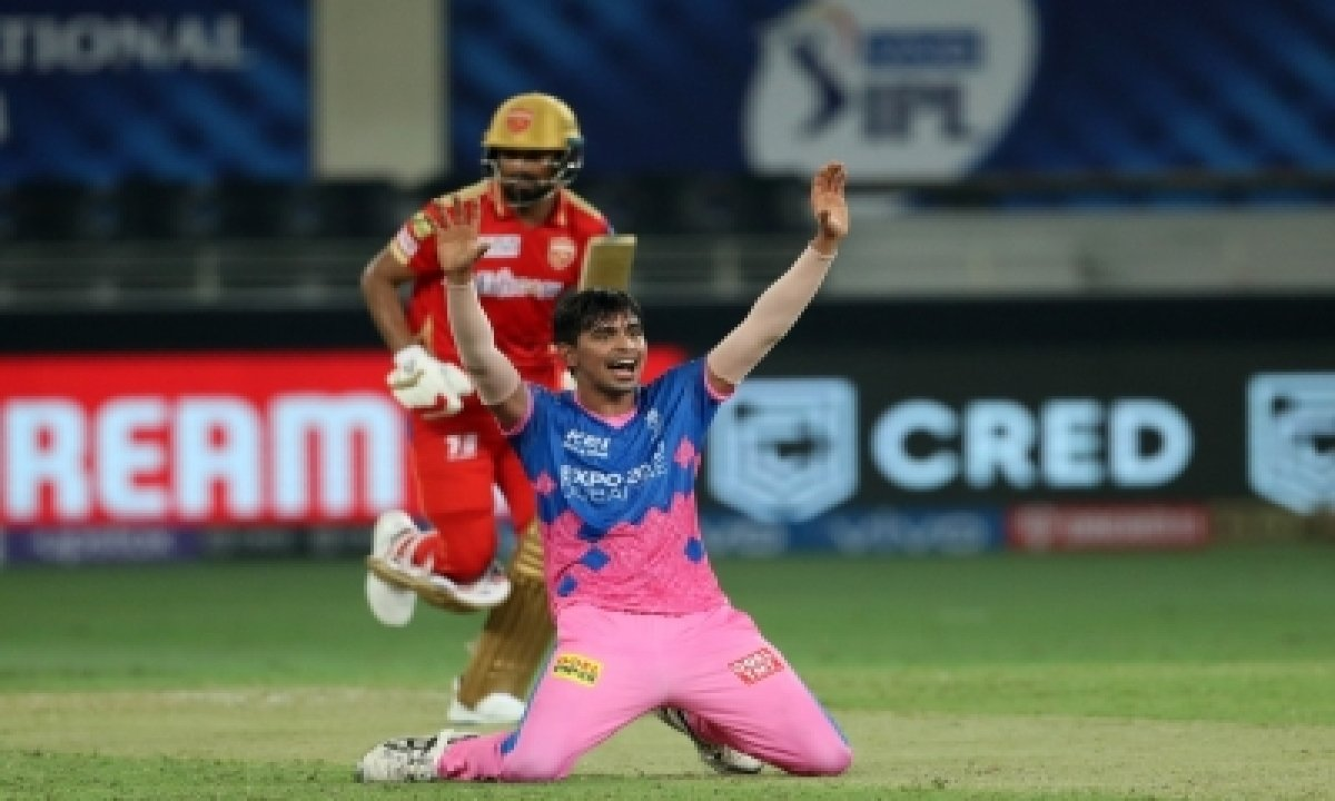 Ipl 2021: Tyagi Concedes One Run In Final Over To Shock Punjab Kings-TeluguStop.com