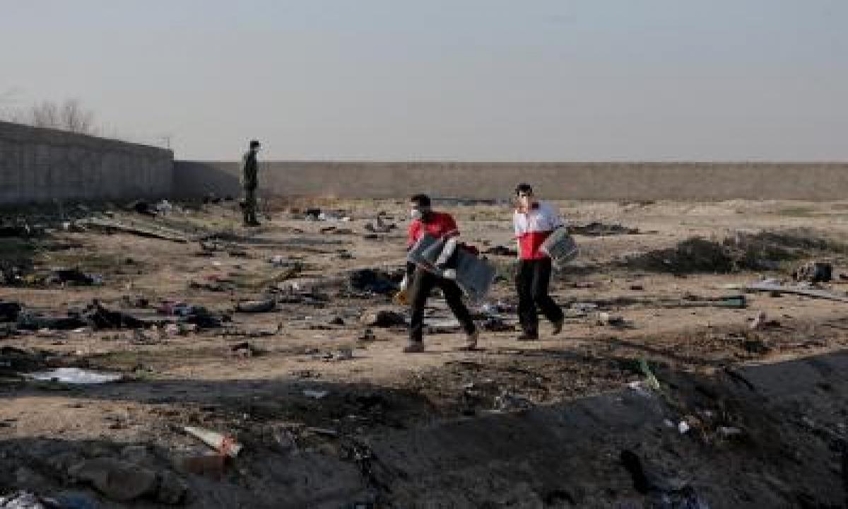 Iran Indicts 10 Officials Over Ukrainian Plane Crash-TeluguStop.com