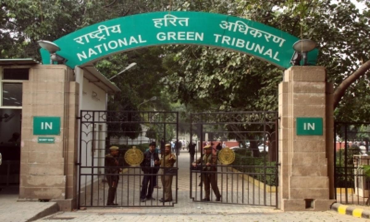 Irked Ngt Issues Show-cause Notice To Raj Urban Development Secretary-TeluguStop.com