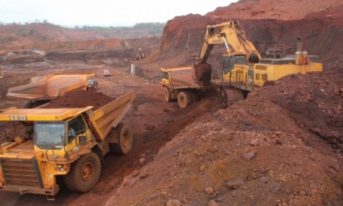 Iron Ore Miners Want Karnataka To Lift Trade Barriers-TeluguStop.com