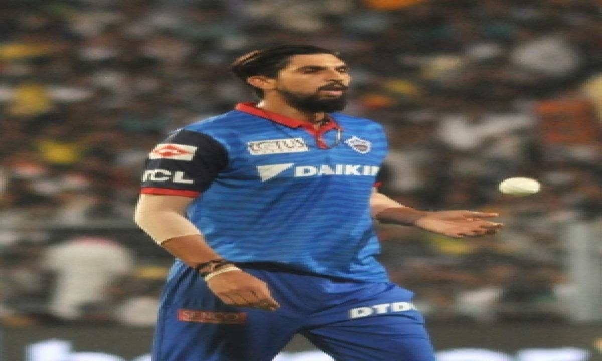 Ishant Injured Again, Misses Dc's Opener Against Csk-TeluguStop.com