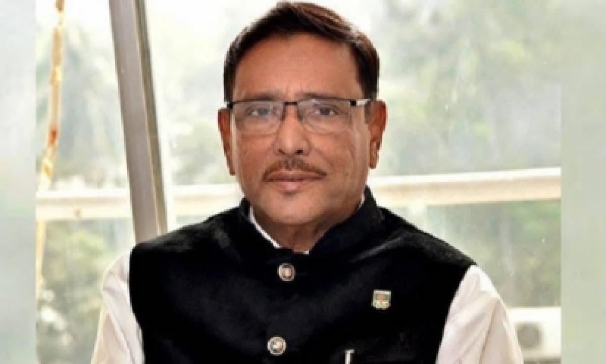 Islamists, Covid-19 Are Challenges For B'desh Govt: Obaidul Quader-TeluguStop.com