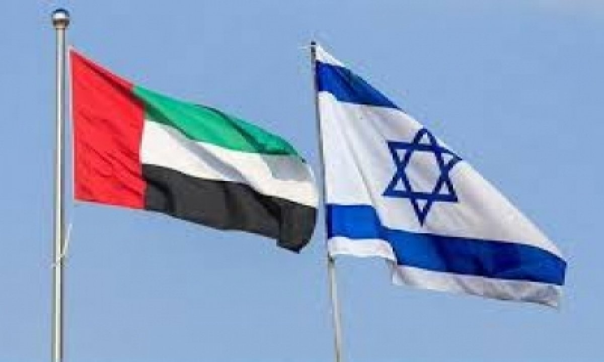 Israel-uae Trade Reach $523.2 Mn In H1: Report-TeluguStop.com