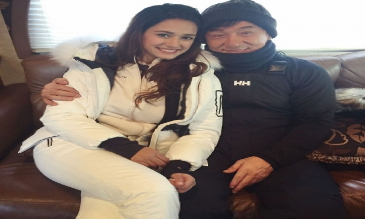 Jackie Chan Turns 67: Disha Patani Wishes 'kung Fu Yoga' Co-star-TeluguStop.com