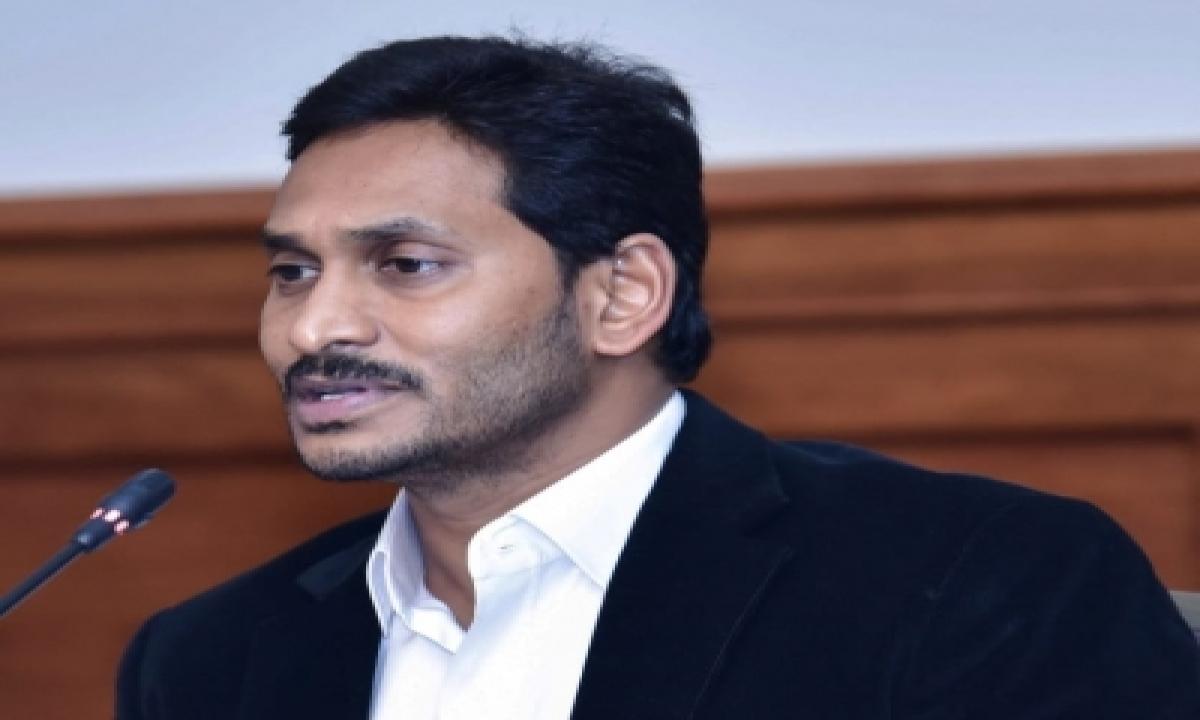 Jagan Credits Rs 128 Cr To 6 Lakh Farmers Under Loan Scheme-TeluguStop.com